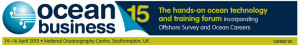 Ocean Business 2015, Southampton, UK (14-16 April 2015)