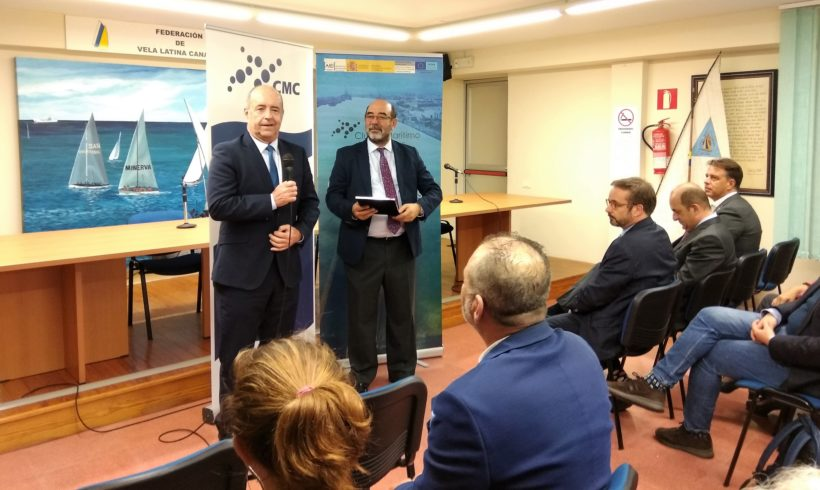 ESCA Silver Label certification awarded to the Maritime Cluster of the Canary Islands.