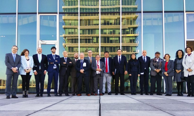 Meeting of Spanish Naval and Maritime Clusters