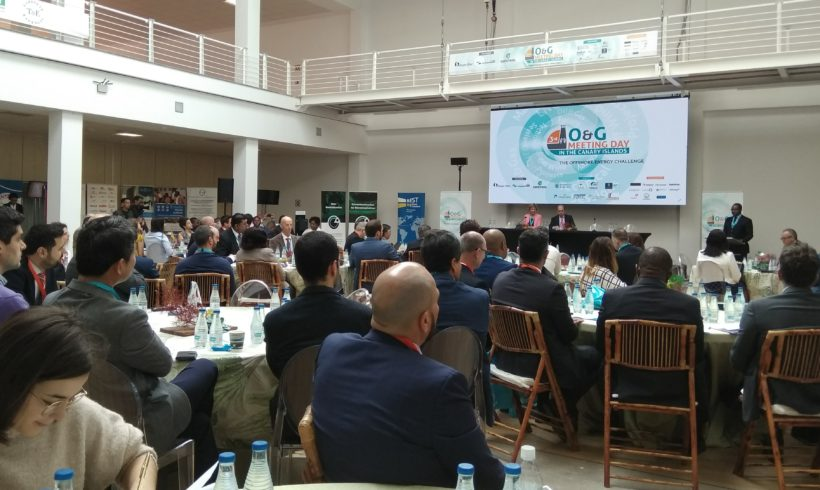 Participación en el III Oil & Gas Meeting Day 2019